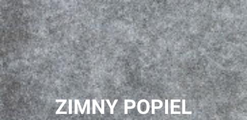 Zimny popiel - Kolory Antic